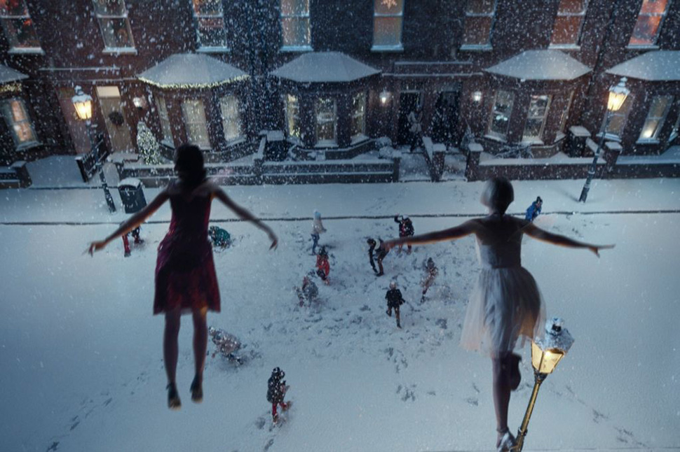 A Time for Sharing, Giving and Following - The Best Christmas Campaigns of 2014