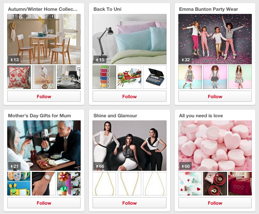 A short guide to using Pinterest for E-commerce